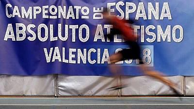 Campeonato de España de Pista Cubierta: sesión Matinal (2)