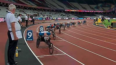 Campeonato del Mundo Paralímpico. Resumen 5ª jornada