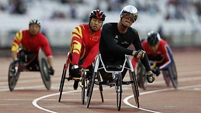 Campeonato del Mundo Paralímpico. Resumen 7ª jornada