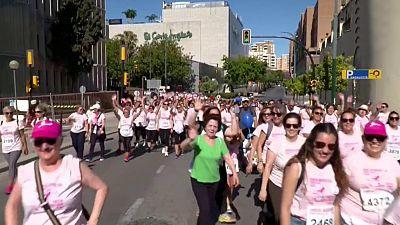 Carrera Mujeres contra el Cáncer Ciudad de Málaga
