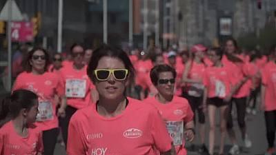 Circuito 'Carrera de la Mujer 2018'. Prueba Gijón