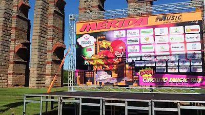Circuito Music Run España 'Music Run Mérida'