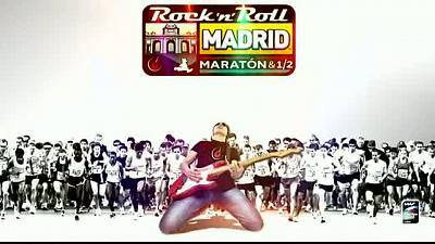 Maratón de Madrid. Parte 1