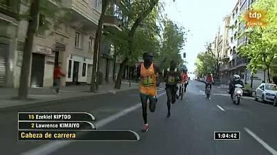 Maratón de Madrid. Parte 2