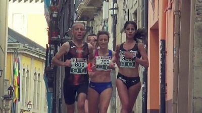 Maratón Internacional de Logroño 2019