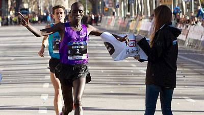 Media Maratón de Barcelona