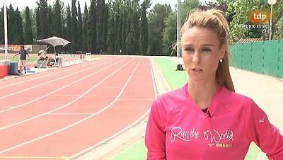 Reportaje Raquel González