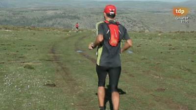 Trail montaña solidaria 2014