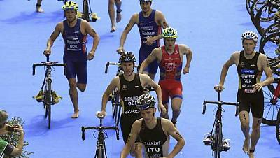 Triatlón - Copa de Europa. Final