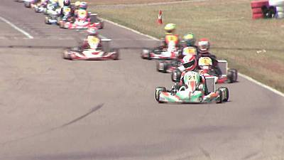 Campeonato de España de Karting: prueba Zuera
