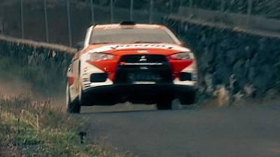 Campeonato de España de Rallyes de Asfalto. 'Rallye de Adeje'