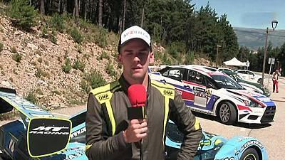 Campeonato de España de Rallyes de Montaña 'Subida a Alp'