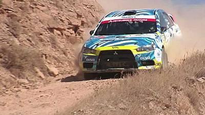Campeonato de España de Rallyes de Tierra. 'Rallye Cervera'