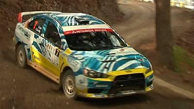 Campeonato de España de Rallyes de Tierra. 'Rallye Costa Tropical'