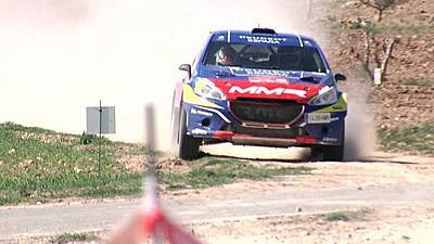 Campeonato de España de Rallys de Tierra. Prueba Lorca