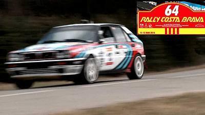 Campeonato de España de Vehículos Históricos. 'Rally Costa Brava'