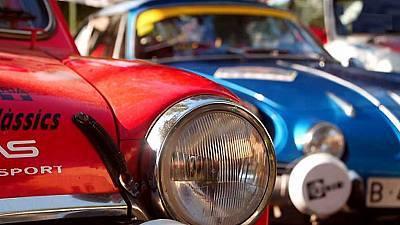 Campeonato de España de Vehículos Históricos 'Rally Extremadura'