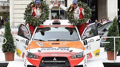 Campeonato de España Rallyes de Asfalto 'Rally de Cantabria'