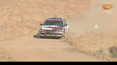 Campeonato de España Rallyes de Tierra - Rally de Extremadura