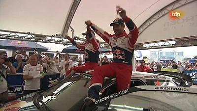 Campeonato del mundo de Rallys - 27/05/12