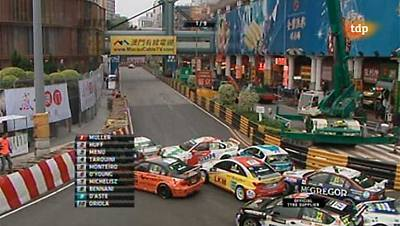 Campeonato del mundo de turismos GP Macao