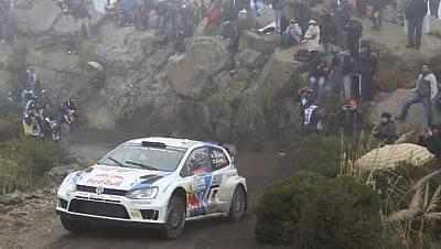 Campeonato del mundo 'Rally Argentina' - Resumen 3ª jornada