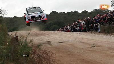 Campeonato del mundo 'Rallye Argentina' - Resumen 2ª jornada