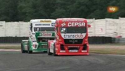 Carreras de camiones - Campeonato de Europa - República Checa