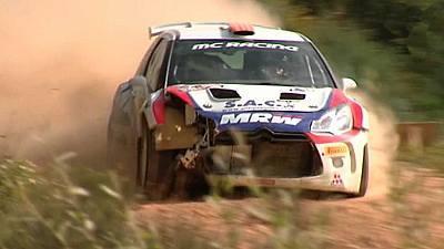 Cto. de España Rallyes de tierra 'Rallye del Bierzo'
