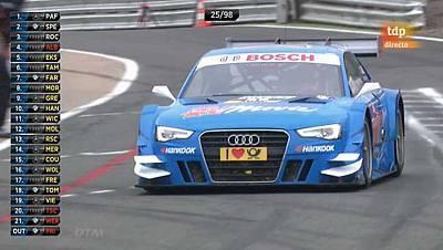 DTM 2012. 3ª prueba
