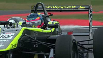 Eurofórmula Open 2ª carrera (Silverstone)