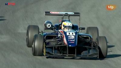 European F3 Open. 1ª carrera
