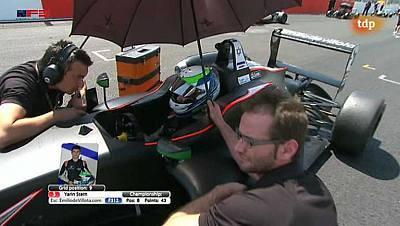 European F3 Open 2ª carrera desde Silverstone