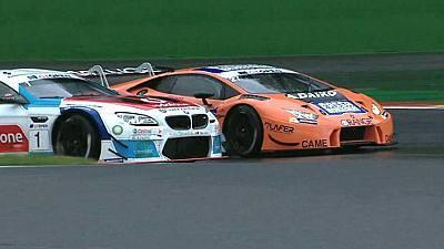 Internacional GT Open 2ª Carrera desde Spa