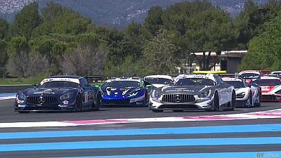 Internacional GT Open 2019 2ª Carrera desde Circuito Paul Ricard (Francia)