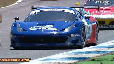 International GT Open. 2ª carrera desde Estoril (Portugal)