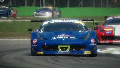 International GT OPEN 2ª carrera. Desde Monza