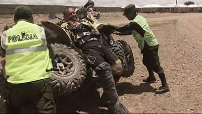 Motor - Historias del Dakar