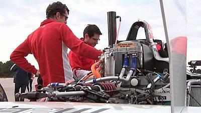 Reportaje Fórmula E