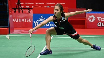 Indonesia Masters Final: C. Marín - R. Intanon