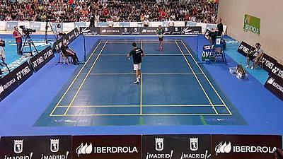 Internacional Challenge 'Spanish Open' Semifinal desde Madrid