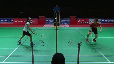 Malaysia Masters. Final individual Femenina: Tai Tzu Ying - Chen Yu Fei