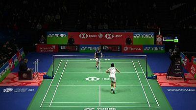 Yonex All England Open Championship: Tien Chen Chou - Kanta Tsuneyama