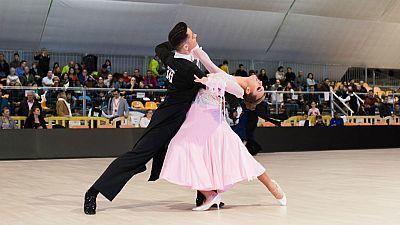 Campeonato de España de Baile Deportivo Standard 2018. 24-25 de febrero.