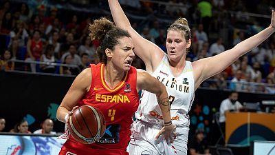 Baloncesto - Campeonato del Mundo Femenino 2018: España - Bélgica