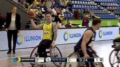 Baloncesto en silla de ruedas - Champions 2019 - 1/4: Ilunion - Lahn Dill