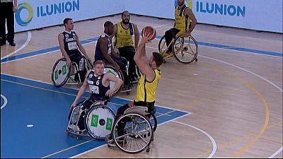 Baloncesto en silla de ruedas - Champions League Final Four Hamburgo