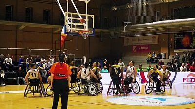 Baloncesto en silla de ruedas - Copa del Rey. Resumen