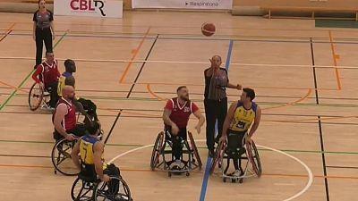 Baloncesto en silla de ruedas - Liga Nacional. Resumen - 18/12/19