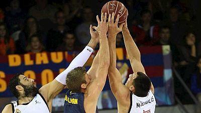 Baloncesto - Liga ACB. 13ª jornada: FC Barcelona - Real Madrid